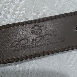 Brooks Brothers Accessories - Brooks Brothers leather weave belt EUC 40